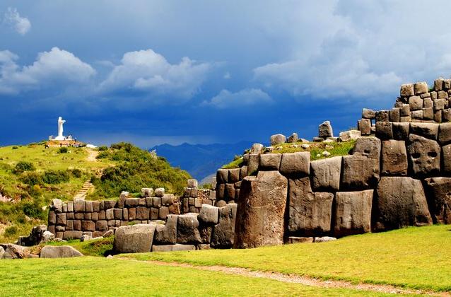 Stadt Cusco Tour + 4 inca Ruinen