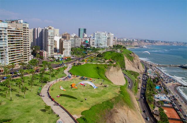 리마 최고의 도시 투어 + 페루 요리