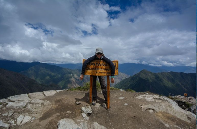Machu Picchu Montaña Wanderung 9 Uhr + Machu Picchu