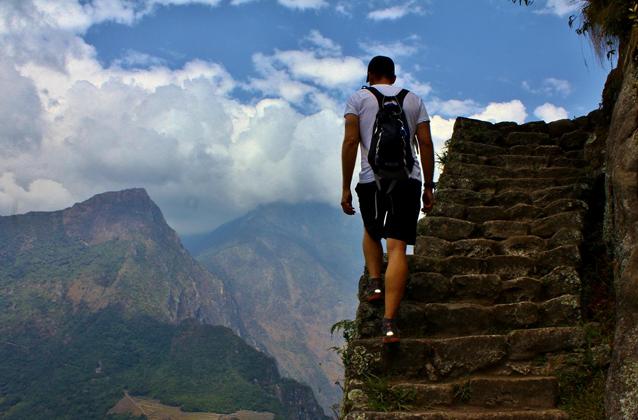 Huaynapicchu 티켓 10:00 am + Machu Picchu