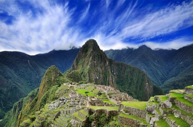 Machu Picchu Zitadeltour von Cusco